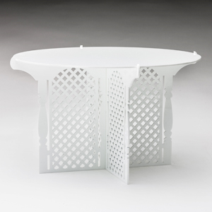 Garden Party Cake Stand by Sandra Dillon Design