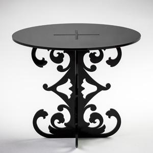 Loco Rococo Cupcake Stand by Sandra Dillon Design SKU:008
