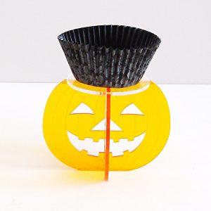 Pumpkin Cupcake Stand Sandra Dillon