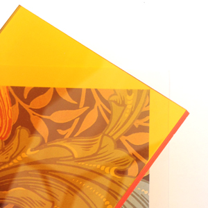 Sandra Dillon Design Colours Amber