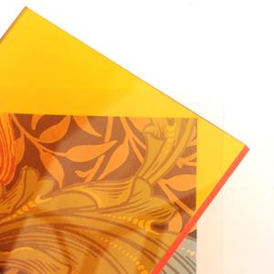 Sandra Dillon Design Colours Amber
