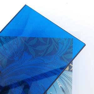 Sandra Dillon Design Colours Blue