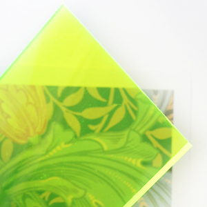 Sandra Dillon Design Colours Neon Lime Green