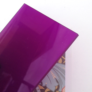Sandra Dillon Design Colours Purple