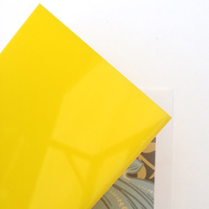 Sandra Dillon Design Colours Yellow