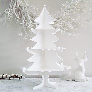 O Tannenbaum Cupcake Stand by Sandra Dillon Design