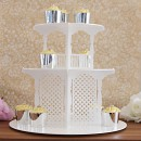Garden Party Tower Cupcake Stand