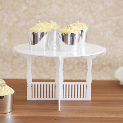 Garden Party Gazebo Cake Stand