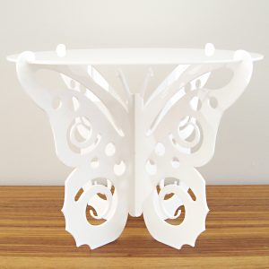 Mammoth Flutter-by Cake Stand
