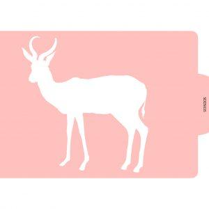 Sandra-Dillon-Design-Large-Springbok-Stencil