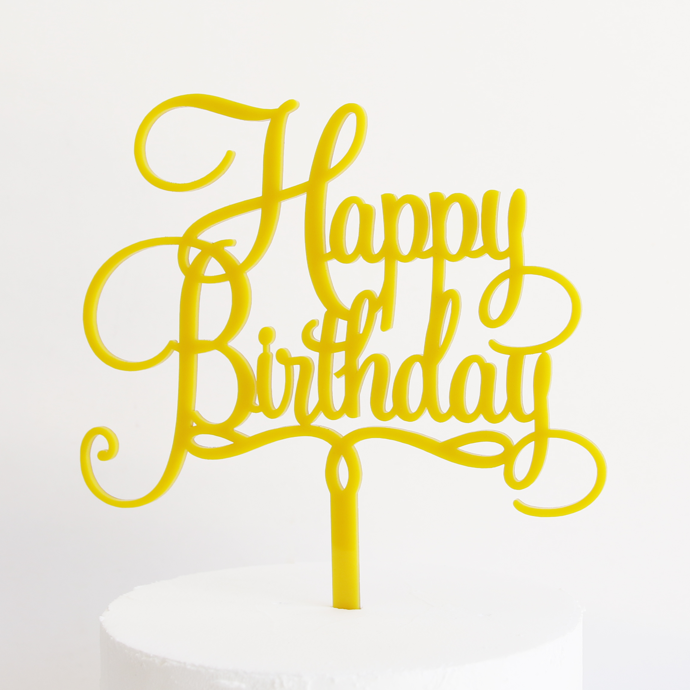 Free Printable Cake Toppers Birthday