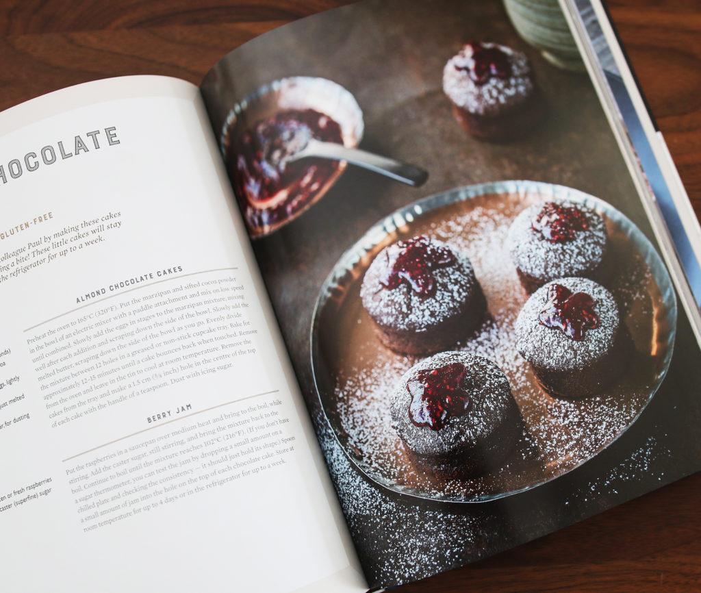 Savour this Chocolate Cookbook