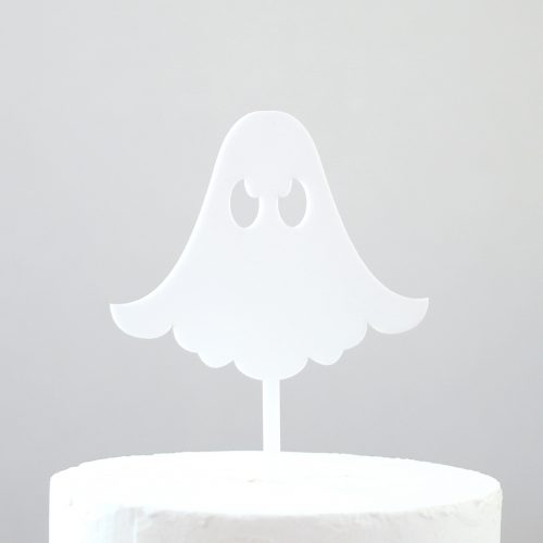 Cute Ghost Cake Topper