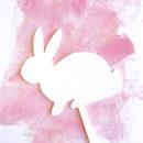 Bunny DIY Cake Topper