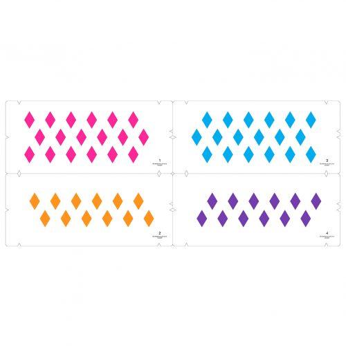 Harlequin Multi-Colour Stencil Layers
