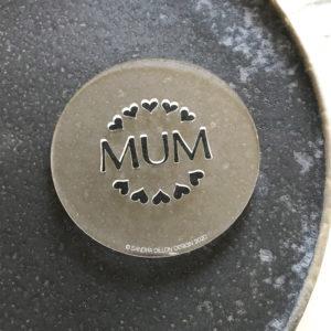 Mum Hearts Fondant Embosser