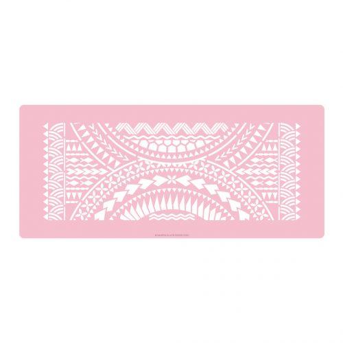 Samoan Style Symmetrical Cake Stencil