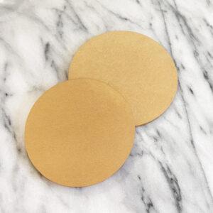 Round Acrylic Discs