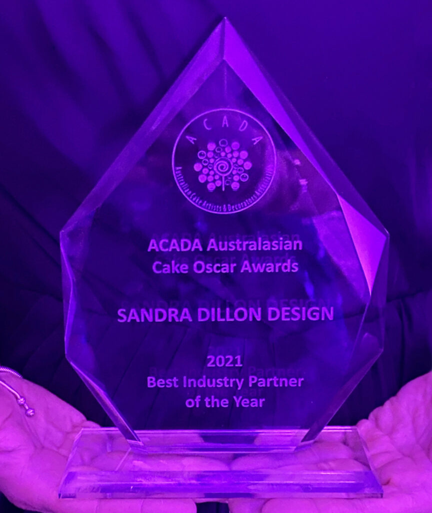 Sandra Dillon Design Wins 2021 Best Industry Partner
